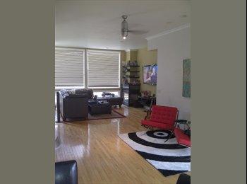 EasyRoommate CA - Top Floor Room in 3 Storey Lower Mount Royal Townhouse - Calgary, Calgary - $950 pcm