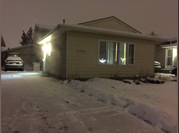 EasyRoommate CA - Room Available for September, Edmonton - $550 pcm