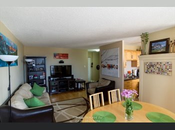 EasyRoommate CA - Looking for a roommate for my downtown apartment :) - Calgary, Calgary - $850 pcm
