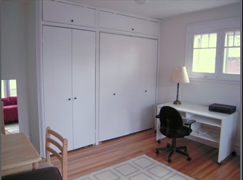 EasyRoommate CA - Hintonburg: Private Bathroom, Private Kitchen, Furnished Room, Balcony,  - Other Ottawa, Ottawa - $725 pcm