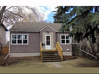 EasyRoommate CA - Available Now! 1 Room in the Basement from Feb - Sept 30 - North West, Edmonton - $600 pcm