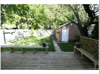 A room for rent in RiverHeights