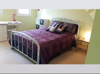 EasyRoommate CA - 700 $ All furnished 2 Rooms for rent Incl wifi + utilities, North-York     - North Toronto, Toronto - $700 pcm