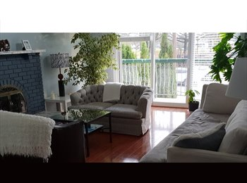 East View, spacious, comfortable room @ 29th Ave Skytrain...