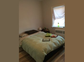 EasyRoommate CA - Room for sublet from May - August - Downtown, Ottawa - $600 pcm