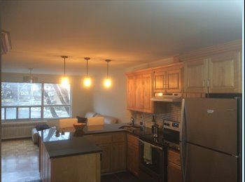 EasyRoommate CA - Double room. Yonge and davisville. 900. Sublet month to month. - Yonge & Eglinton, Toronto - $900 pcm