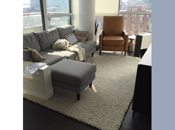 EasyRoommate CA - Beautifully decorated south facing condo near St Lawrence Market - St. Lawrence Market, Toronto - $1,000 pcm