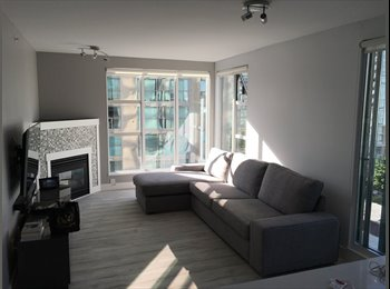 Fully Furnished Yaletown Room w/ Parking