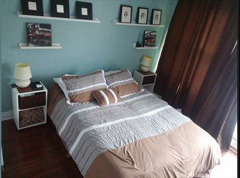 EasyRoommate CA - Belle chambre dans appart rénové avec terrasse, Montréal - $700 pcm