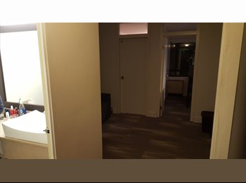 Spacious furnished room with view in the heart of Toronto