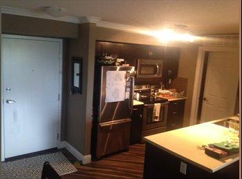 EasyRoommate CA - Cozy room in a newly built condo, Edmonton - $600 pcm