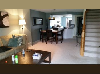 EasyRoommate CA - Master bedroom in 2 story condo in Kanata for rent, Ottawa - $700 pcm