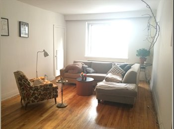 EasyRoommate CA - Room available for rent Downtown Montreal- Ideal for Concordia/McGill students! , Montréal - $750 pcm