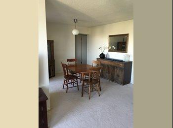 1 bedroom in bright, spacious shared 2bd/2ba near VGH