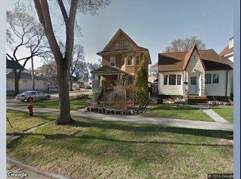 Large house-Elmwood close to U of Winnipeg