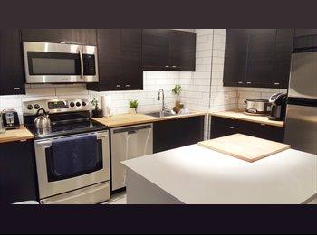 EasyRoommate CA - Room for rent in beautiful Condo / Chambre à louer dans un Condo de luxe, Ottawa - $750 pcm
