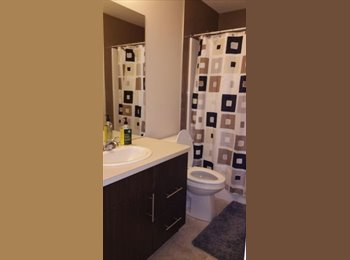 EasyRoommate CA - 2 Furnished Rooms for rent , Calgary - $600 pcm