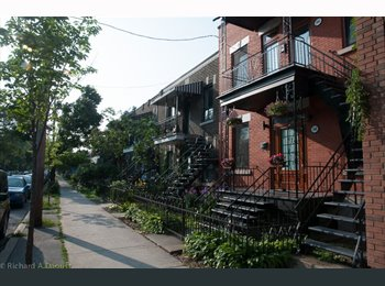 EasyRoommate CA - Meublé-4 1/2-2 chambre fermées-NON-FUMEUR, Montréal - $550 pcm