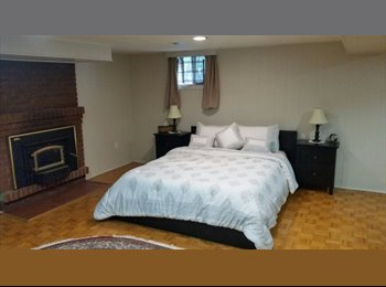 EasyRoommate CA - Large bachelor apartment steps from Victoria Park subway station, Toronto - $750 pcm