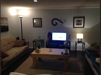 EasyRoommate CA - Basement suite room, Edmonton - $550 pcm