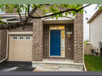 EasyRoommate CA - Room for rent in east-end of Orleans, Ottawa - $550 pcm