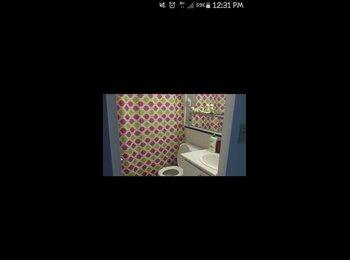 EasyRoommate CA - one bedroom in two bedroom apartment , Toronto - $740 pcm