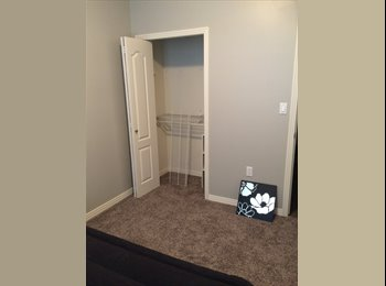 EasyRoommate CA - Bedroom and Bath avaliable for rent , Central Alberta - $700 pcm