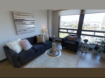 Gorgeous 1 Bedroom with Stellar Downtown Views/ All...