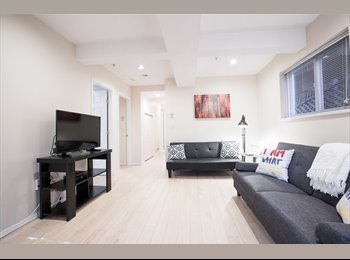 EasyRoommate CA - Fully Furnished Apartment with Parking - 3-7 Month Flexible Lease #754, Vancouver - $1,044 pcm
