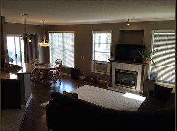 Large Unfurnished Bedroom in McKenzie Towne for Rent