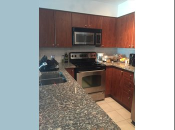 Roommate wanted for a downtown 2 BDR condo!