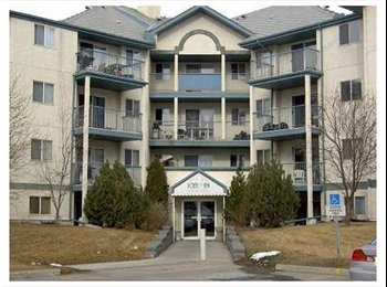 EasyRoommate CA - Female Roommate,$600 Utility Included,2bed/ 2bath condo, Calgary - $600 pcm