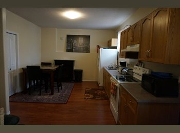 EasyRoommate CA - Room for Rent in North Edmonton with Garage Parking Spot, Edmonton - $650 pcm