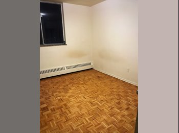 One room available for rent from 1st Jan.