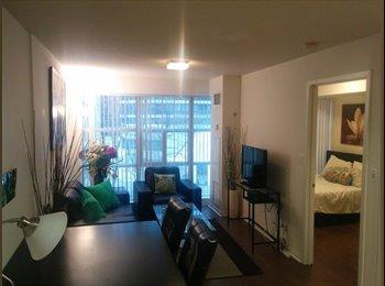 Luxury fully furnished modern condo