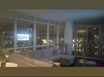 Exclusive Condo to share at 42 Floor Maple Leaf Square Air...