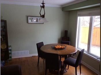 EasyRoommate CA - Furnished Room for Rent Ottawa, Ottawa - $650 pcm