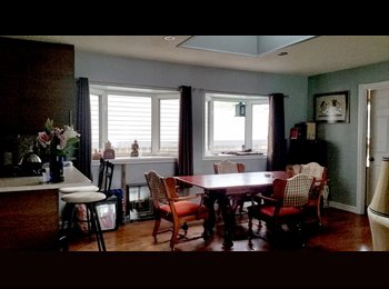 EasyRoommate CA - The Three Sisters Household is looking for a third roommate!, Edmonton - $600 pcm