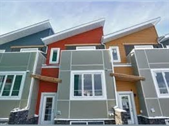 EasyRoommate CA - New build 1450 Sq ft, driveway parking, separate bath. , Edmonton - $650 pcm