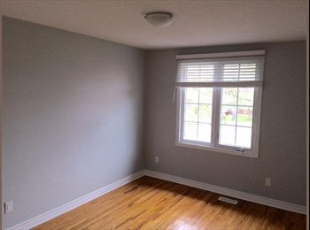 EasyRoommate CA - 1 Bedroom for Rent (Sublet) - May to August 2017 Great location!, Ottawa - $399 pcm