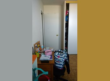 Single furnished room available for the summer (may to...