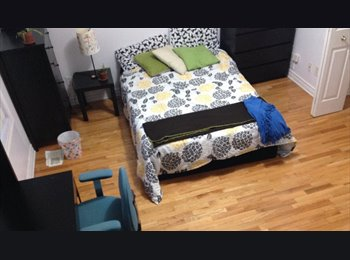 FANTASTIC ROOM IN A  DOWNTOWN HOUSESHARE!!