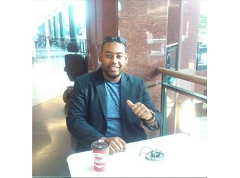 EasyRoommate CA - Ahmed - 28 - Thompson Okanagan