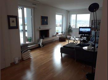 EasyWG CH - Schönes Zimmer mit Balkon , Zürich - 1100 CHF / Mois