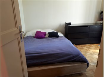 EasyWG CH - coloc simple centre ville, Lausanne - 700 CHF / Mois