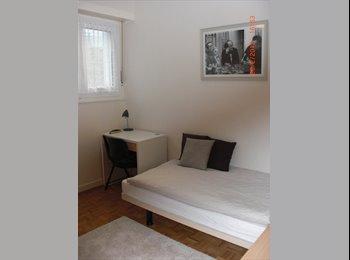 EasyWG CH - Chambre meublée à Lausanne centre, Lausanne - 750 CHF / Mois