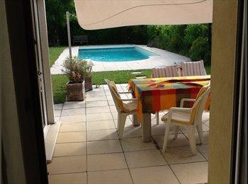 EasyWG CH - Chambre dans Villa - Chêne-Bourg, Genève / Genf - 960 CHF / Mois