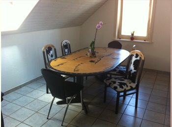 EasyWG CH - Chambre dans grand appartement, Gros de Vaud - 800 CHF / Mois