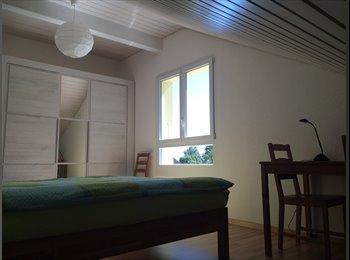 EasyWG CH - Chambre à louer à Montalchez - Boudry, Neuchâtel / Neuenburg - 550 CHF / Mois