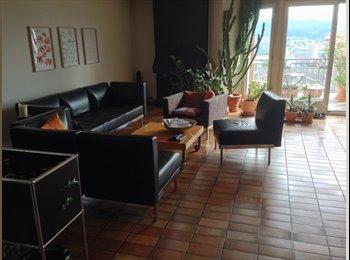 1 Zimmer in 5,5-Zimmer Maisonette Wohnung